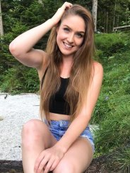 Gianninia will jetzt Sex und ist (23) Jahre alt