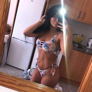 Naked Dating Kandidatin Jasmina-Body